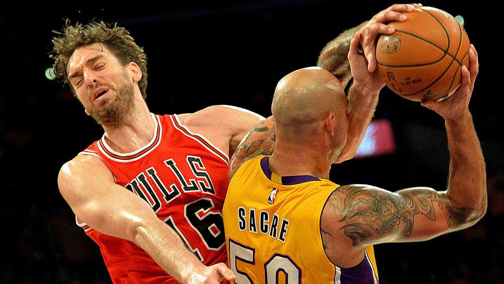 The Bulls have lost 6 of their last 10 games including a road lost to the Lakers in Pau's return to L.A.
