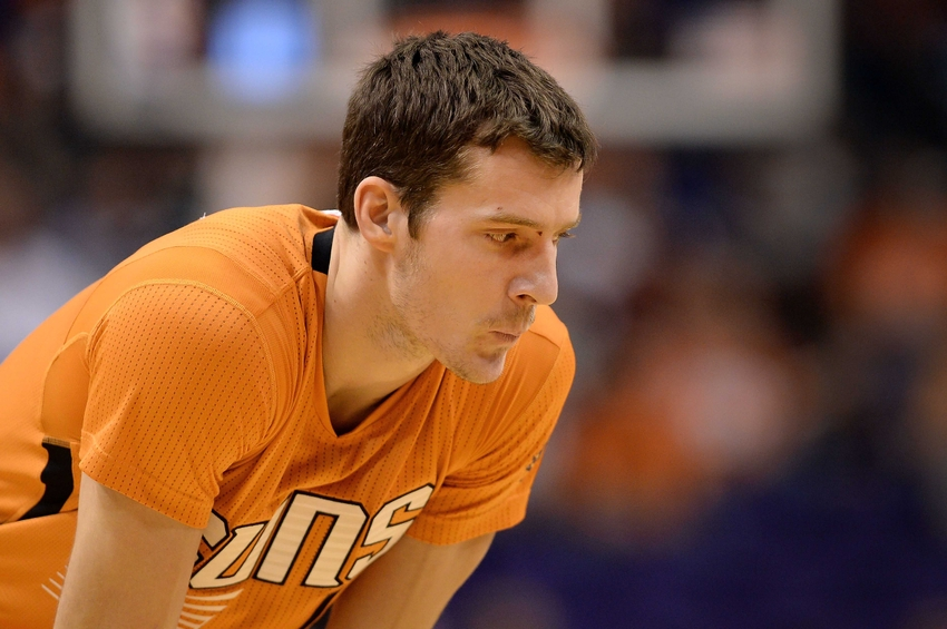 The Miami Heat were able to steal Goran Dragic by dealing Danny Granger and two first-round picks.