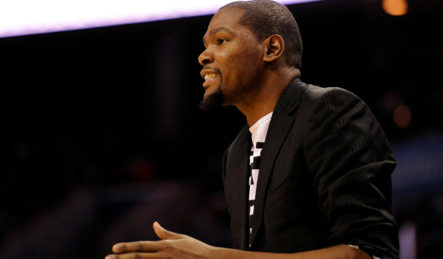 Kevin Durant will miss at least another week after a second procedure on his foot.