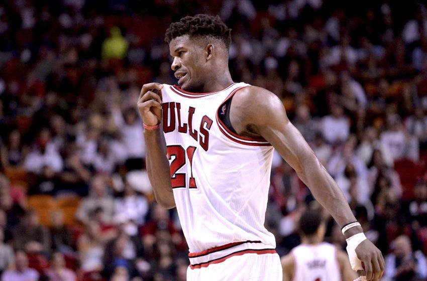 All-Star Jimmy Butler will miss 3-6 weeks with a sprained left elbow