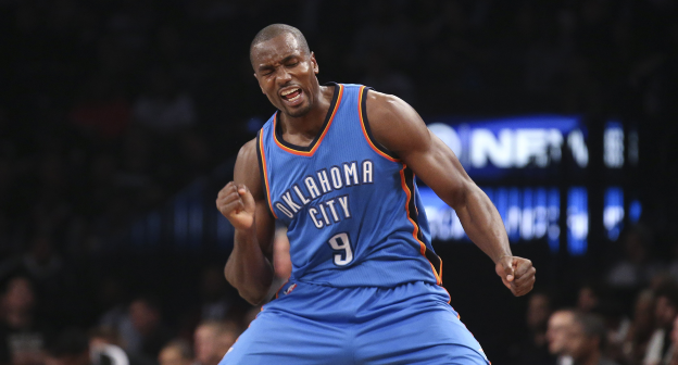 Serge Ibaka will miss 4-6 weeks after having surgery on his knee. He is second in the league in total blocks (155)