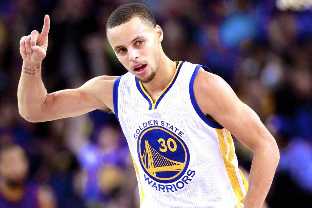 Leads NBA with 223 made 3 pointers. Warriors NBA best 56 wins.