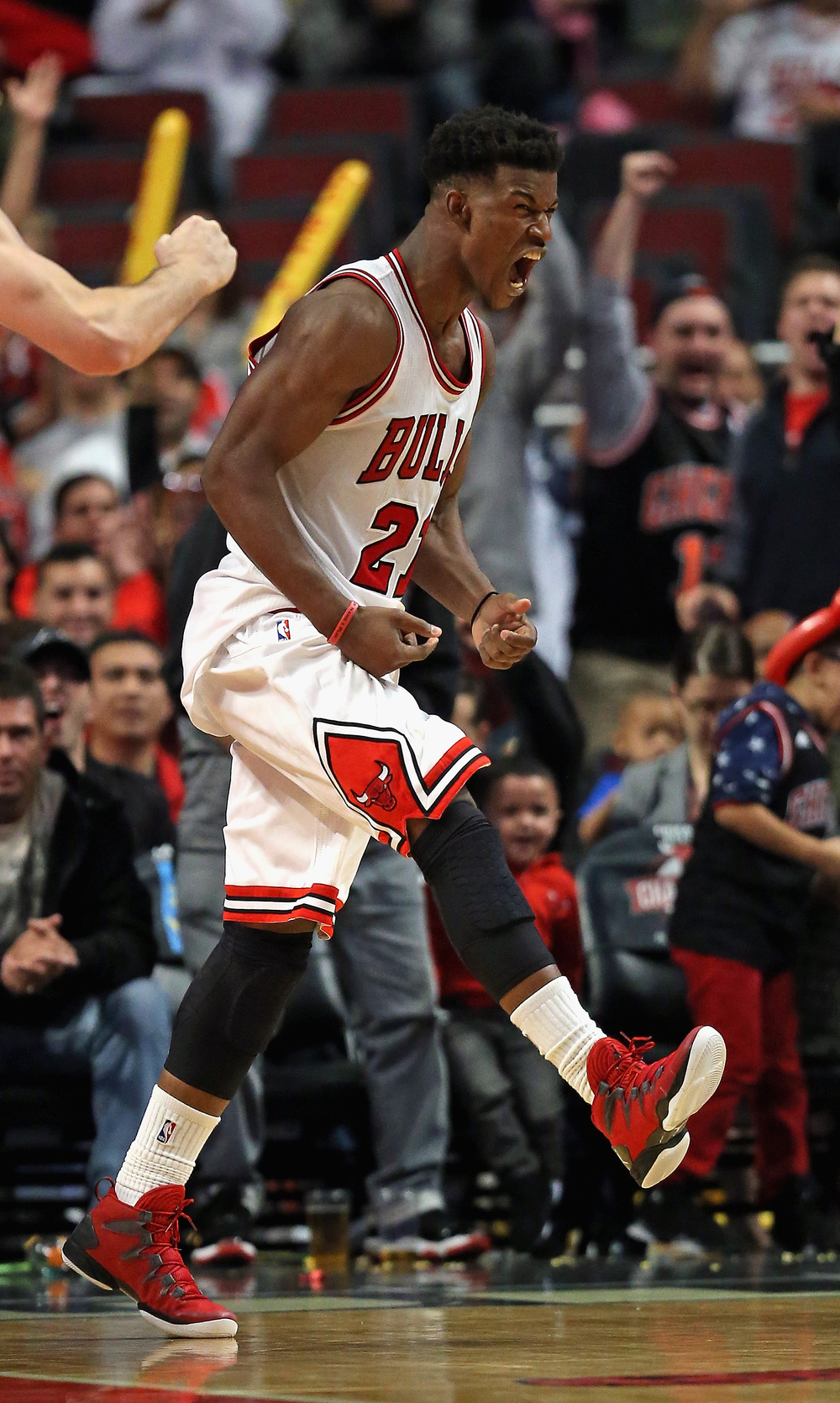 Jimmy Butler has been the Bulls best player while averaging a career high 20 ppg.