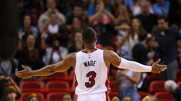 Dwyane Wade returns to the Miami Heat with a one-year deal worth $20 million.