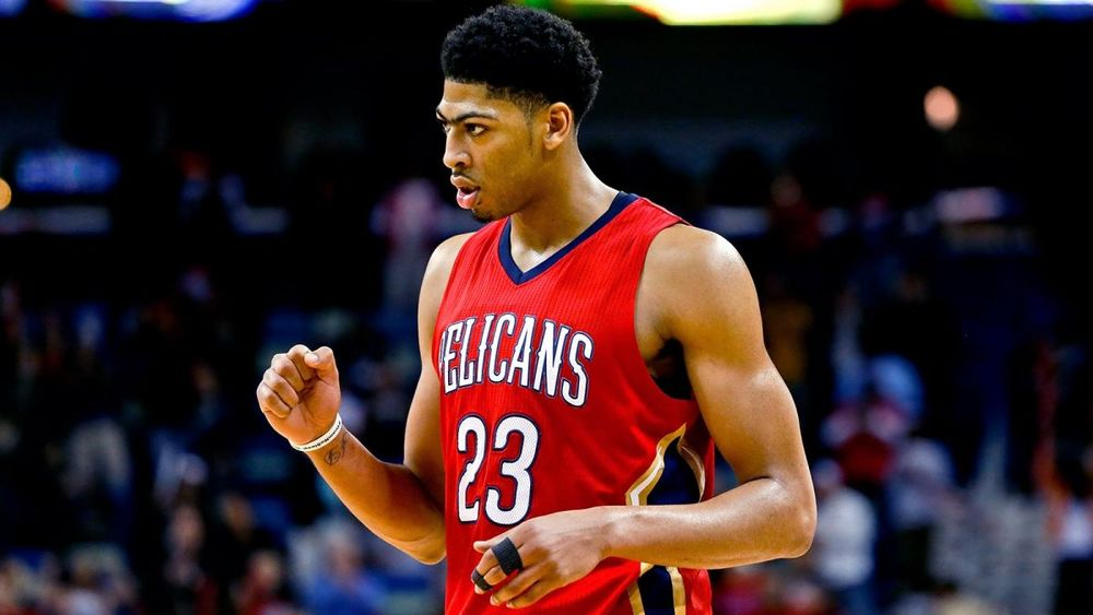 Can Anthony Davis take another leap this season?