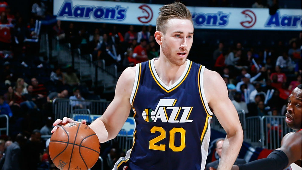 Can Gordon Hayward lead the Jazz to the playoffs this season?