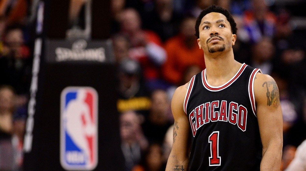 Derrick Rose needs to step up for this Bulls team.