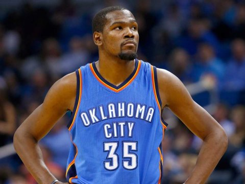 Can Kevin Durant recapture the MVP award?