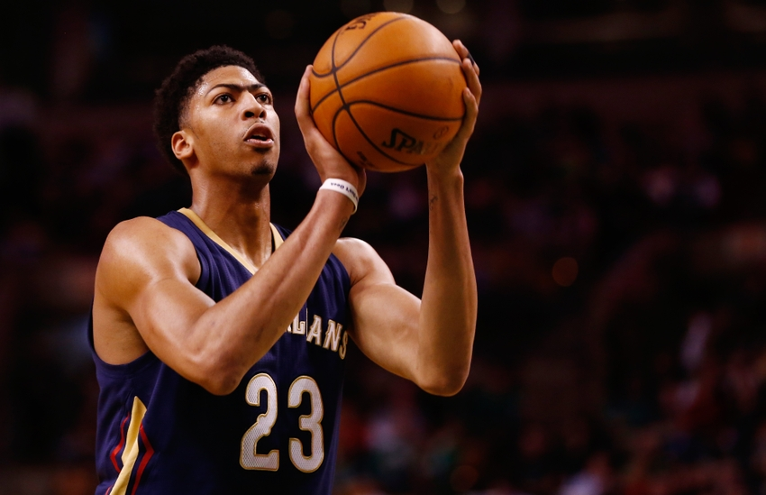Anthony Davis was great last year but he has to be even better in a tough Western Conference.