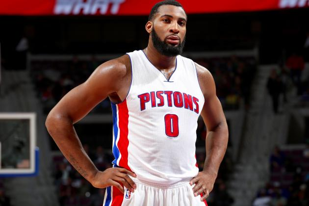 Andre Drummond could have a monster season for the Pistons.