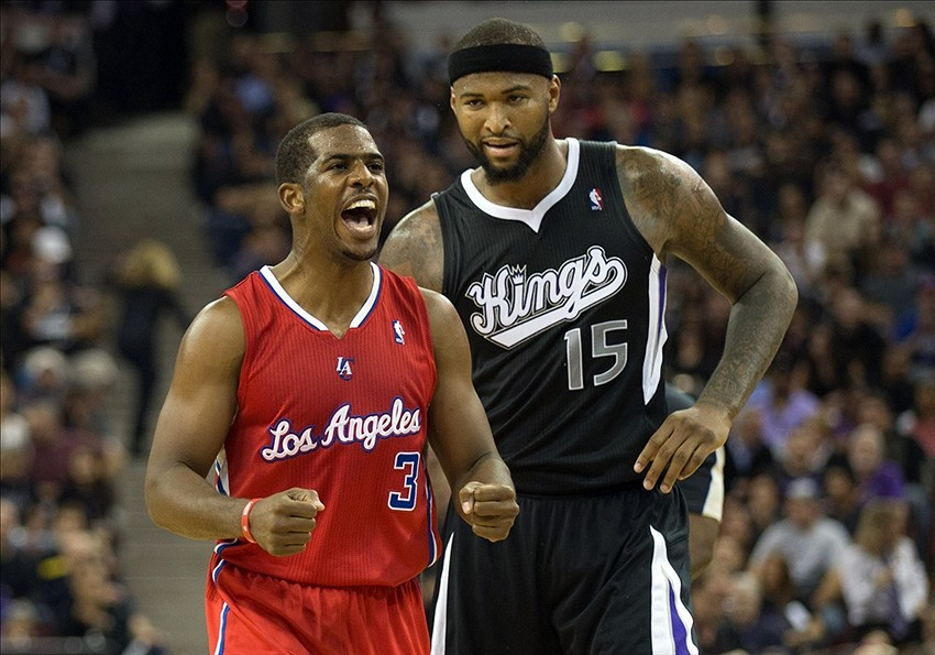 Chris Paul and the Clippers start the season against DeMarcus Cousins and the Kings.