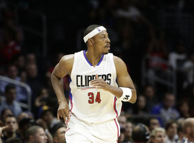Paul Pierce is shooting a career low from the field (33%) and from 3-point (28%).