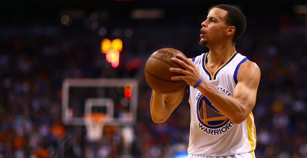 Steph Curry has already hit 232 3-pointers which is already 10th best for a season.