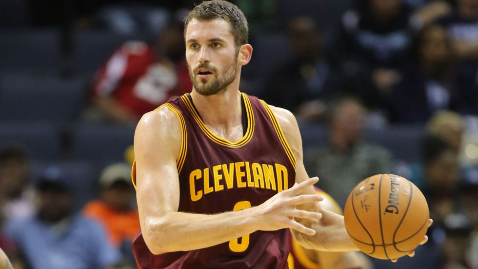Kevin Love is back to averaging 20-10 this season.