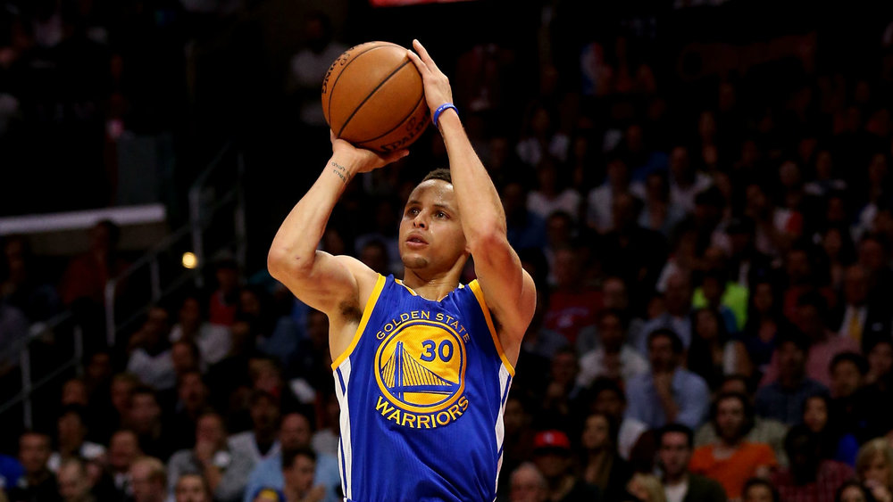 Curry has an NBA Record 4 seasons with over 250 made 3-pointers. (He's currently at 240 this season).