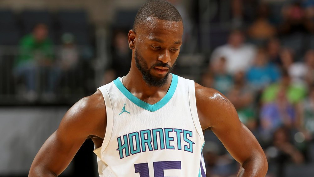 Will Kemba Walker finish the season with the Hornets?