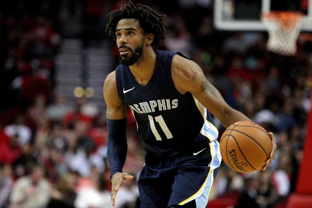 Can Mike Conley have a healthy season for the Grizz?