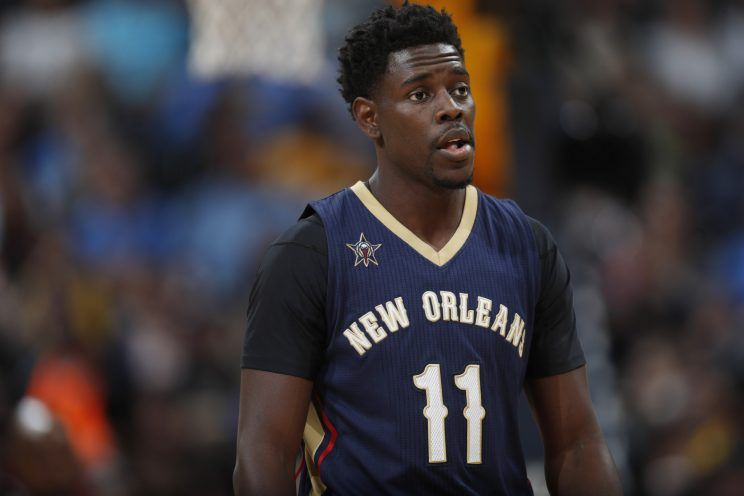 Can Jrue Holiday have another great season for the Pelicans?