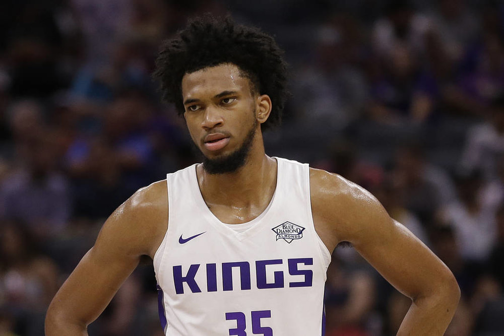 Have the Kings finally drafted their next star with Marvin Bagley III?