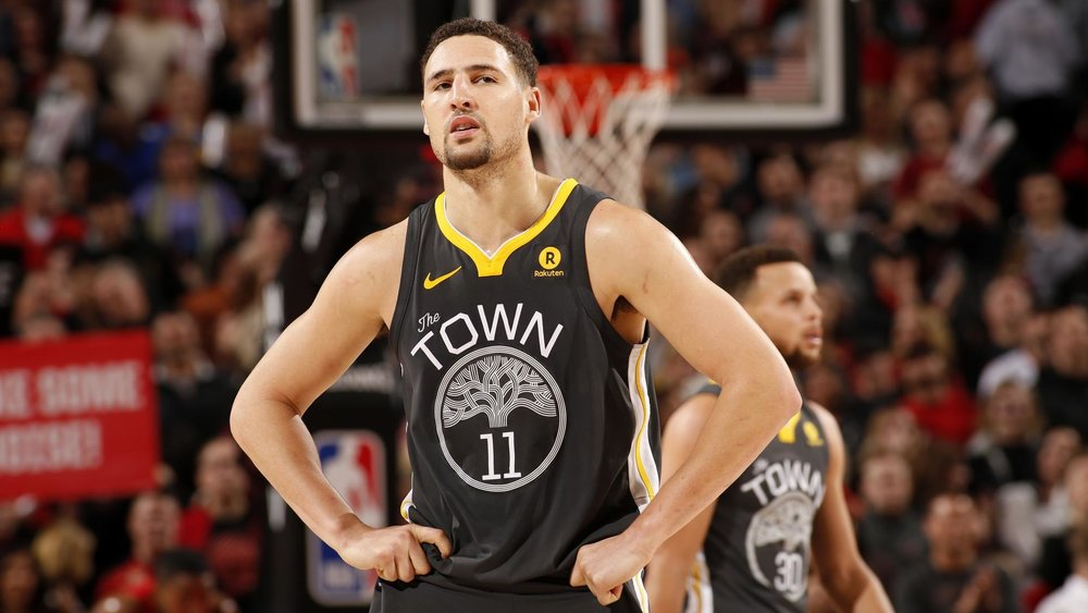 Will Klay Thompson sign that extension with the Warriors?