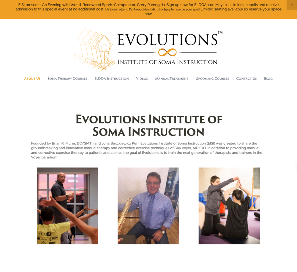 Evolutions Institute for Soma Instruction - Welcome.png