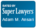 Top Rated by Super Lawyers Estate Planning Attorney | Adam Ansari