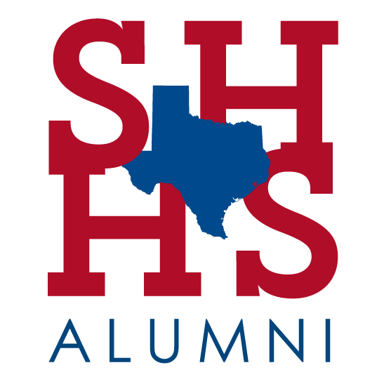Brand mark for SHHS Alumni Association