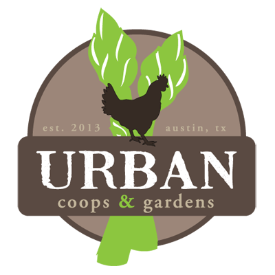 Logo Design for Urban Coops & Gardens