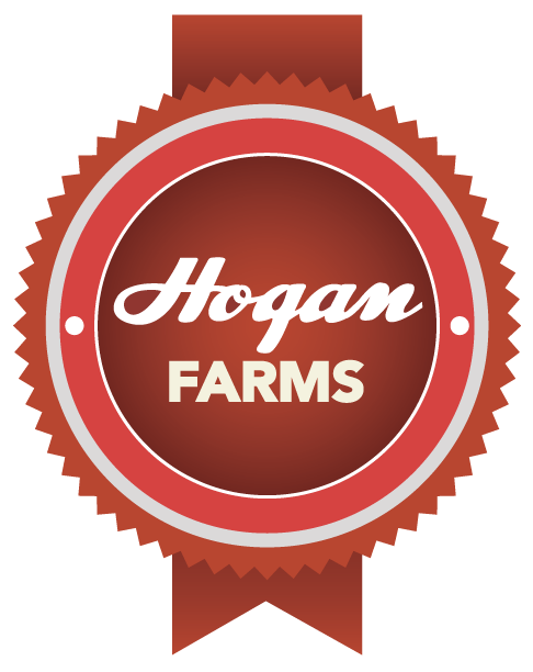Logo design for Hogan Farms