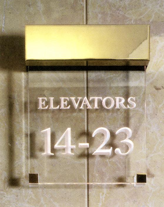 71 Stevenson Place: Building Signage Program — San Francisco, CA