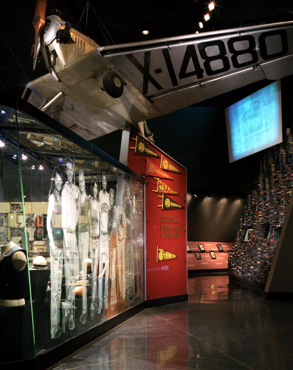 University of Minnesota Heritage Gallery — Minneapolis, MN