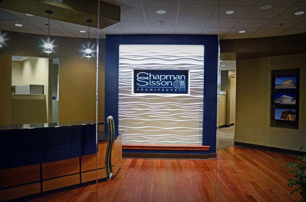 Chapman Sisson Architecture Firm — Huntsville, AL