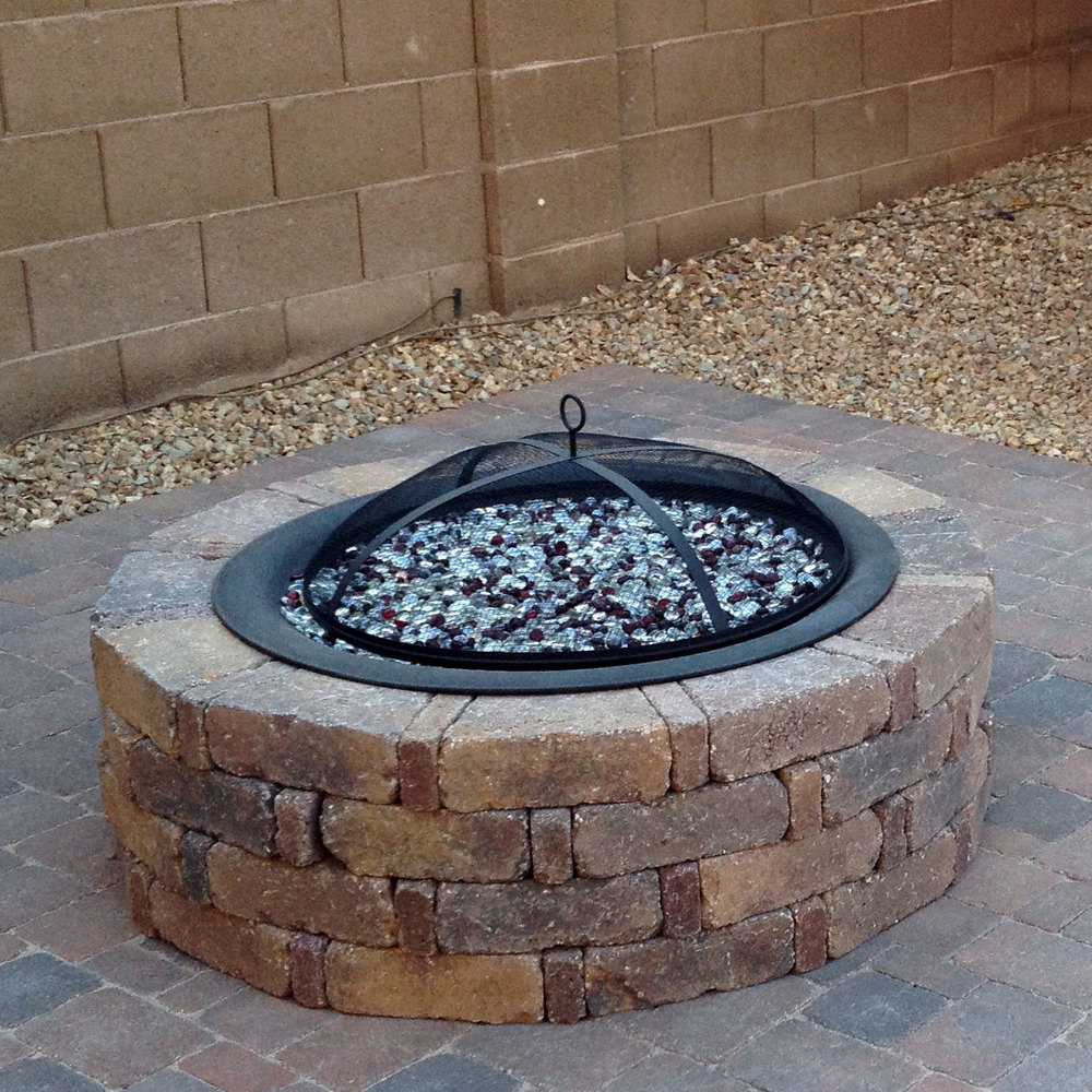 DIY-Fire-Pit-In-Daylight.jpg - DIY Propane Fire Pit — StuffAndyMakes.com