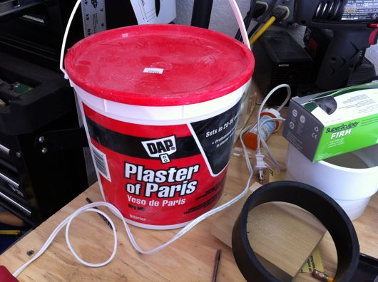 Plaster of Paris from DAP