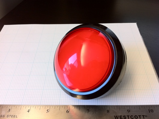 SparkFun Big Dome Pushbutton as shipped