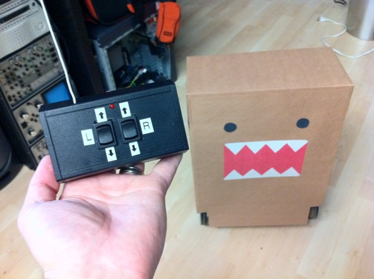 Controller and Domo bot
