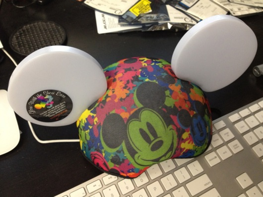 Disney Glow with the Show Magic Mickey Ears Hat