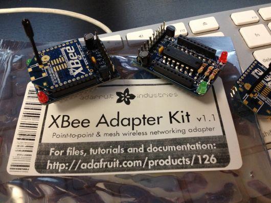 Adafruit XBee Adaptor