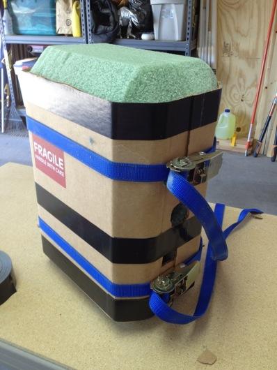 HAMMER Cardboard Shell