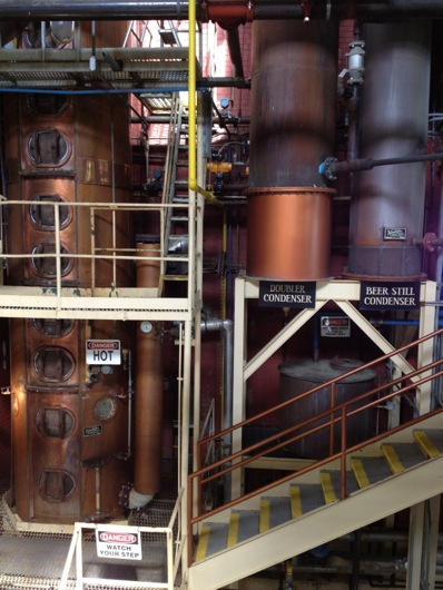 Four Roses Stills and Condensers