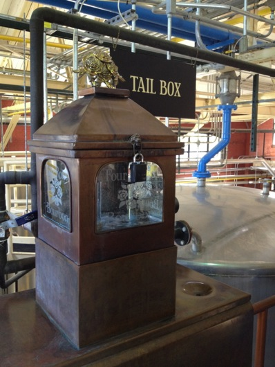 Four Roses Tail Box