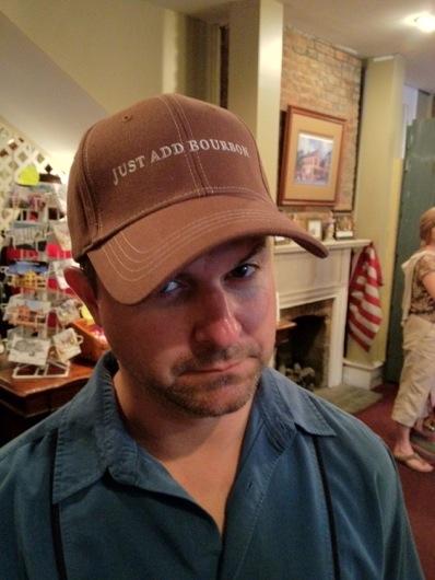 Just Add Bourbon Hat