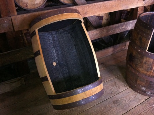Maker's Mark New White Oak Charred Barrel