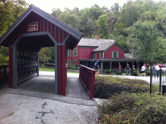 Maker's Mark Whisky Creek Bridge