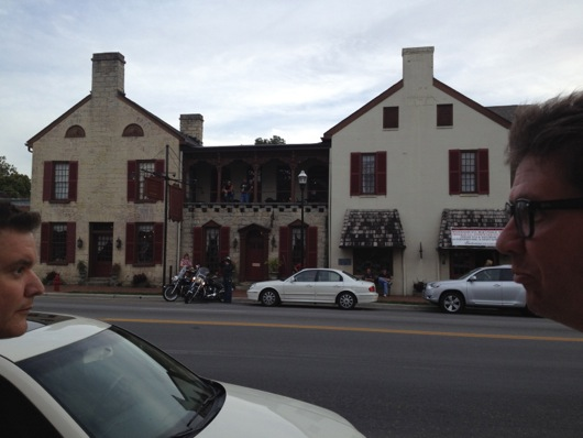 Old Talbott Tavern Circa 1779