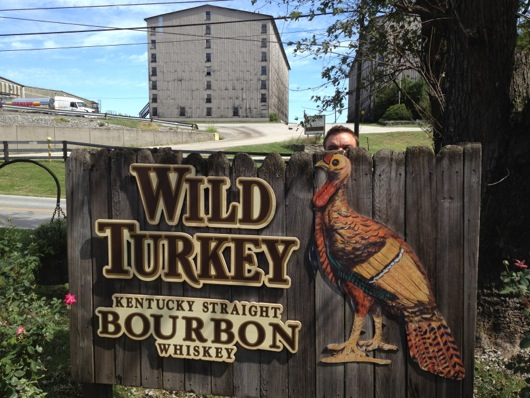Wild Turkey and Regular Turkey