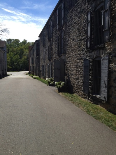 Woodford Reserve Limestone Warehouse