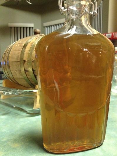 Bourbon Cut