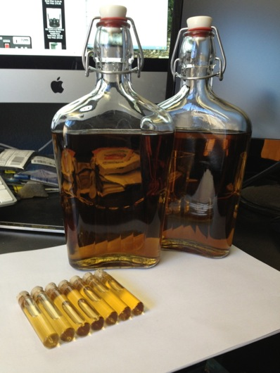 Home Aged Bourbon