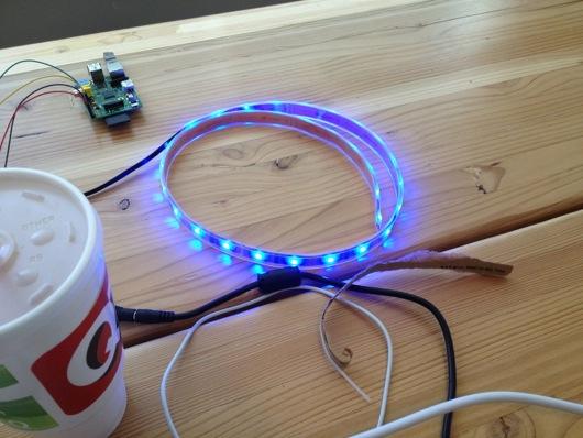 Mike's Addressable LED String